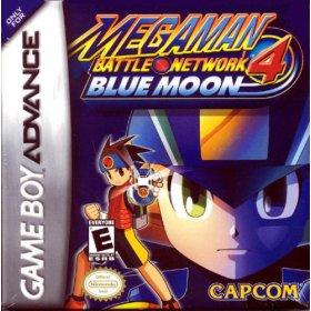 MEGA MAN BATTLE NETWORK BLUE for Wii U - Nintendo Game